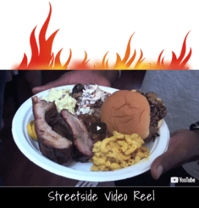 Streetside Barbecue Video Reel