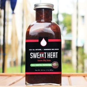STREETSIDE BBQ's SWEEET HEAT® – Bacon BBQ Brew™ BBQ Sauce